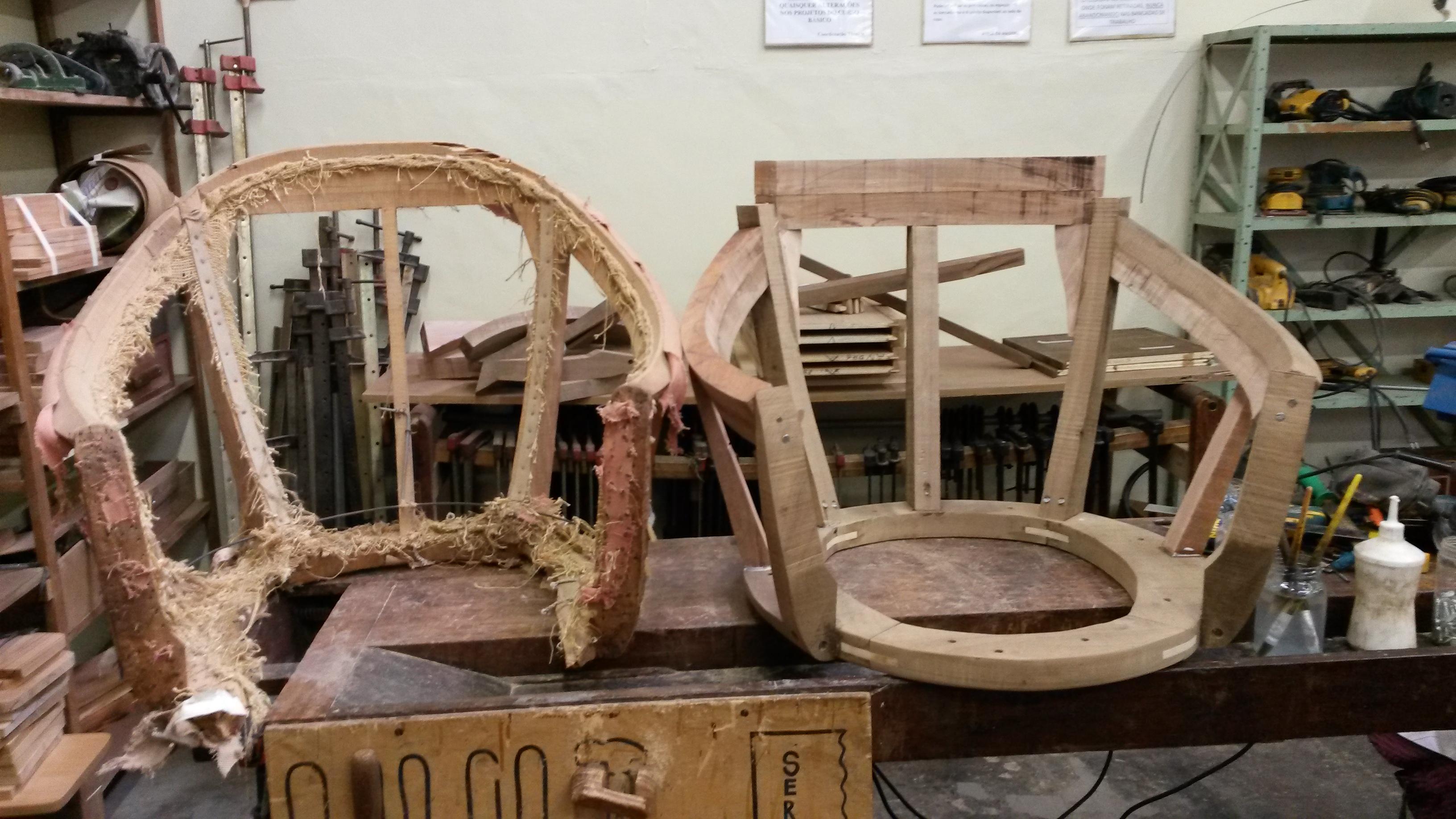 """Cadeira """"Lacan"""" ;-))"""